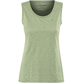 Schöffel Namur2 Sleeveless Shirt Women green